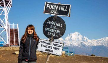 ทัวร์เทรคกิ้งเนปาล ทัวร์เนปาล ทัวร์เทรคกิ้ง Ghorepani Poon Hill Trek trekking Nepal เทรคกิ้ง พูนฮิลล์ เนปาล